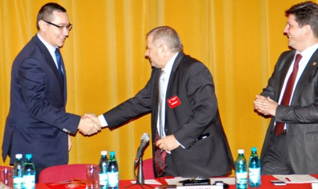 Victor Ponta și Bunea Stancu, în perioada în care baronul de Brăila nu amenința că trage după el la pușcărie toată conducerea PSD.