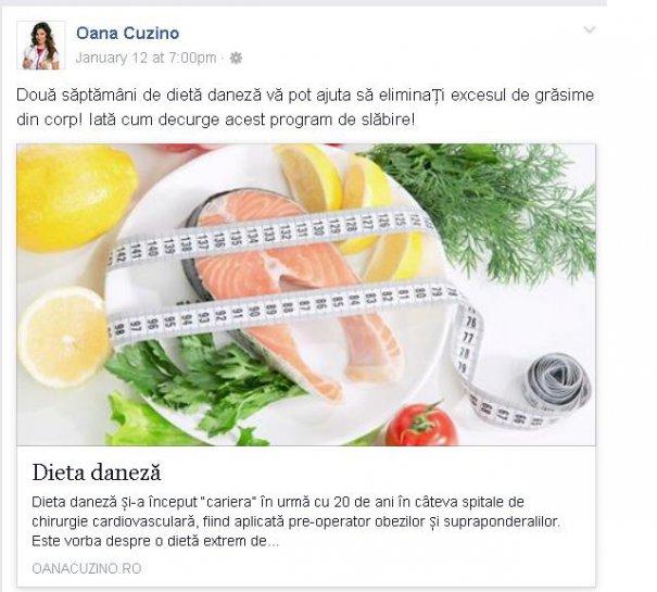 dieta daneza 13 zile oana cuzino